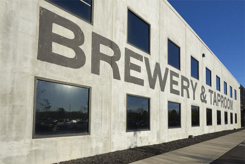 Brewdog Brewery Side